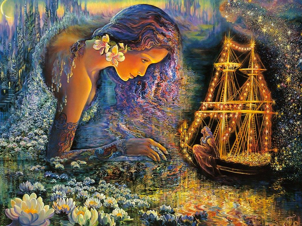 josephine wall paintings writer and illustrator. Black Bedroom Furniture Sets. Home Design Ideas